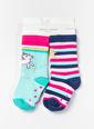 Katia & Bony 2'li Çorap Pembe